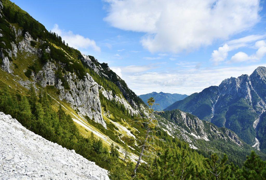 Kilka słów o Alpach Julijskich