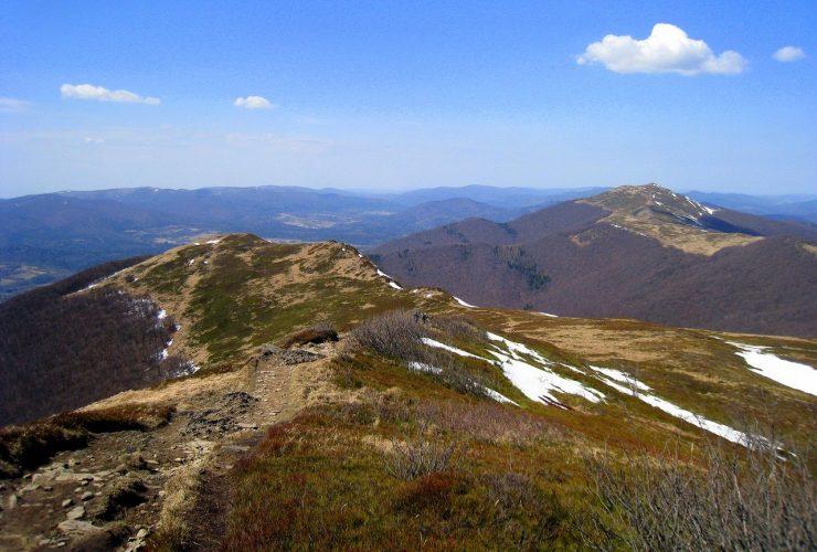 Bieszczady - anielski urok czarcich gór