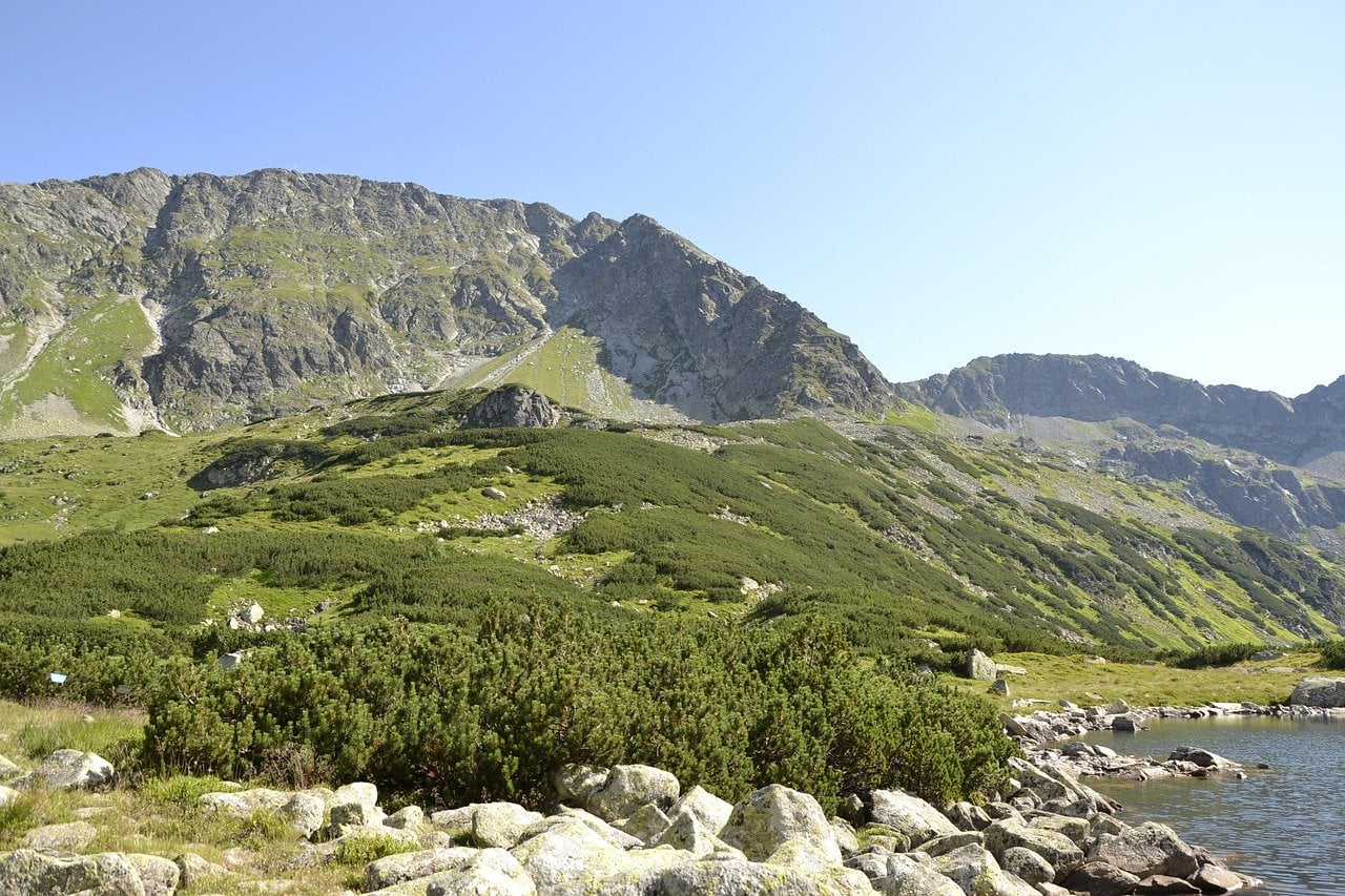 Gubałówka umożliwia zwiedzanie pasma górskiego również za pomocą innych szlaków turystycznych