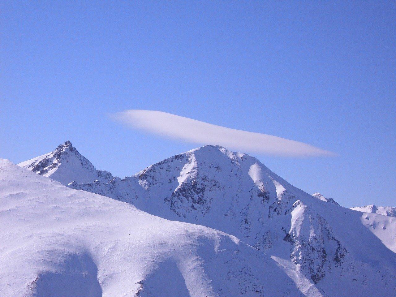 Tatry Zachodnie zimą: Grześ, Rakoń, Wołowiec