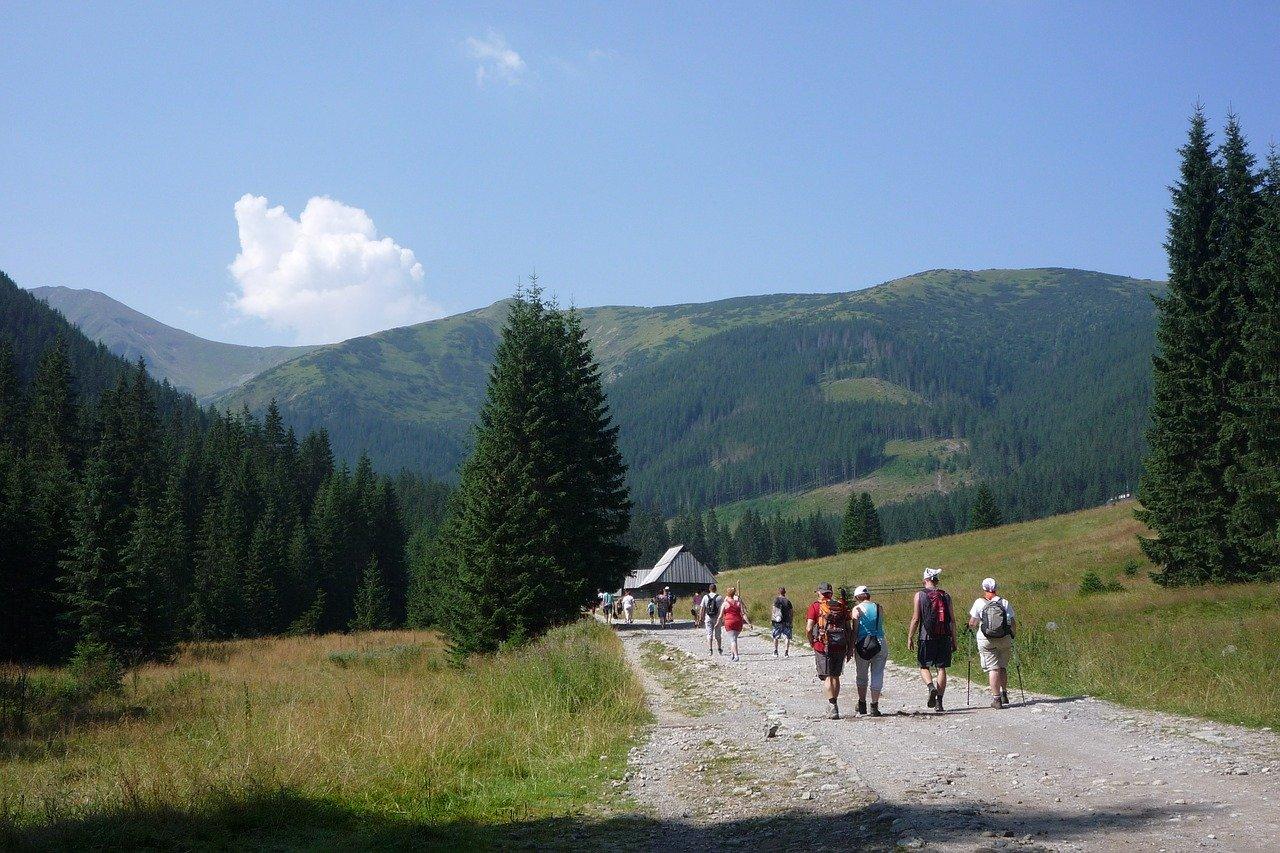 Turystyka w Dolinie Chochołowskiej