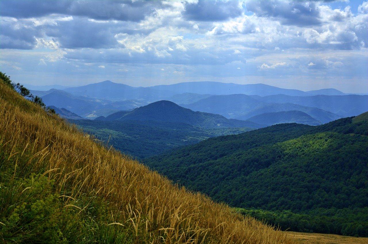 Jakie są najwyższe szczyty Bieszczadów?