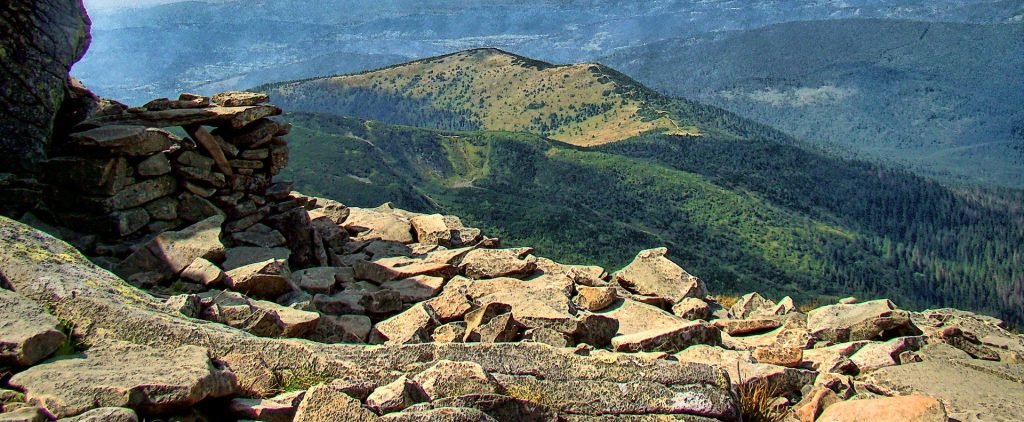Babia Góra - najbardziej majestatyczny szczyt Beskidu Żywieckiego