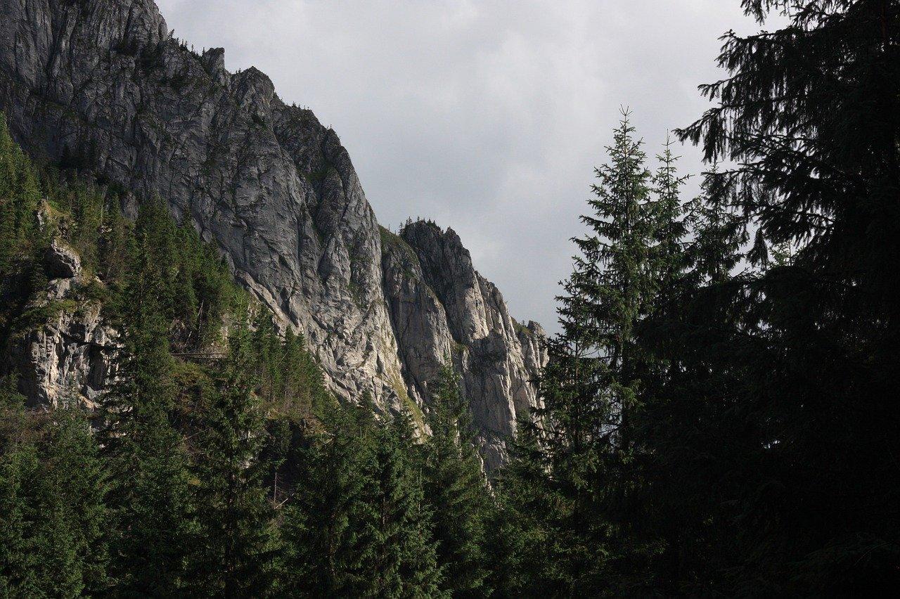 Dolina Kościeliska szlak