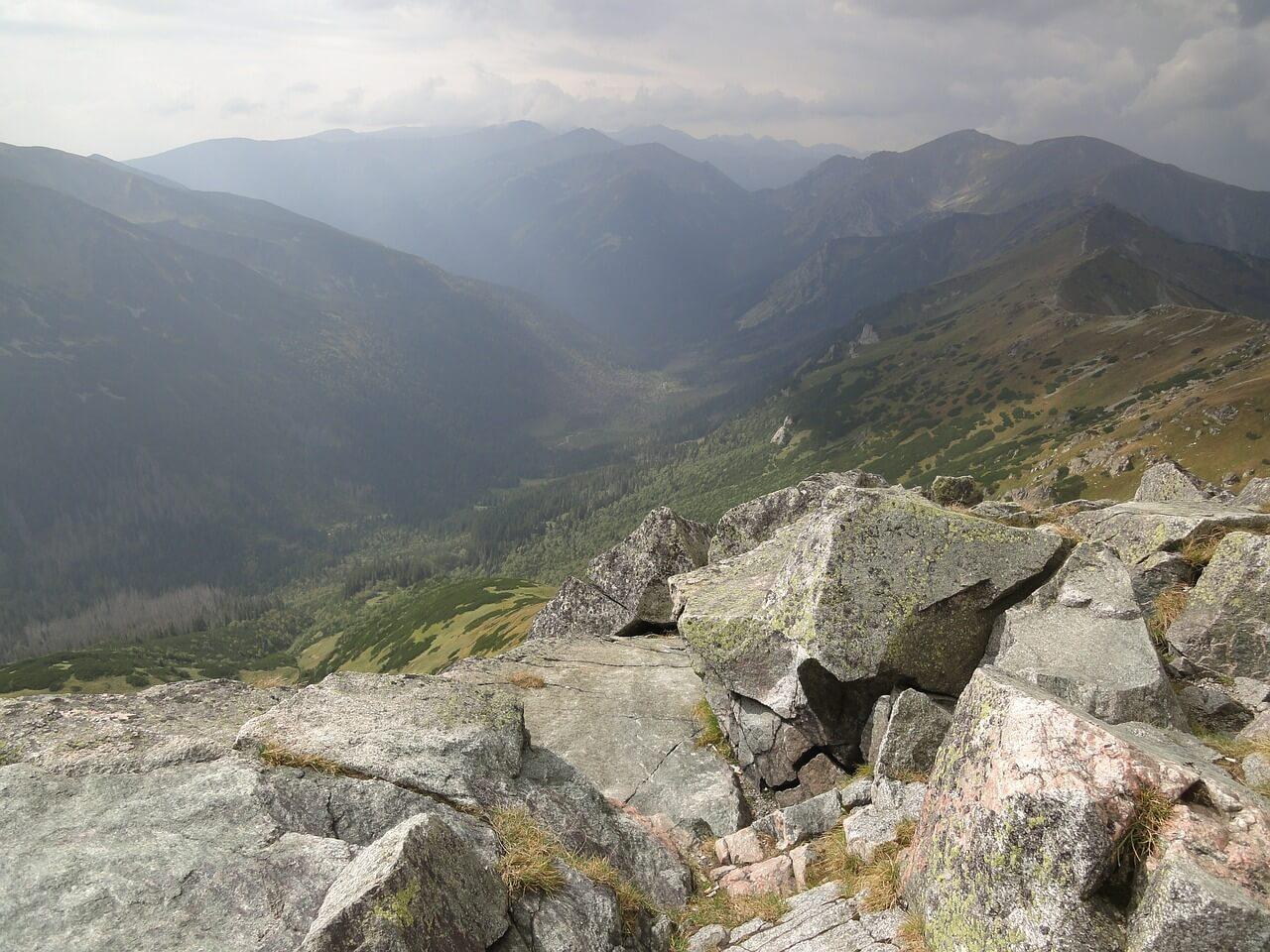 Andrzej Marcisz i jego 41 letnia wspinaczka po Tatrach