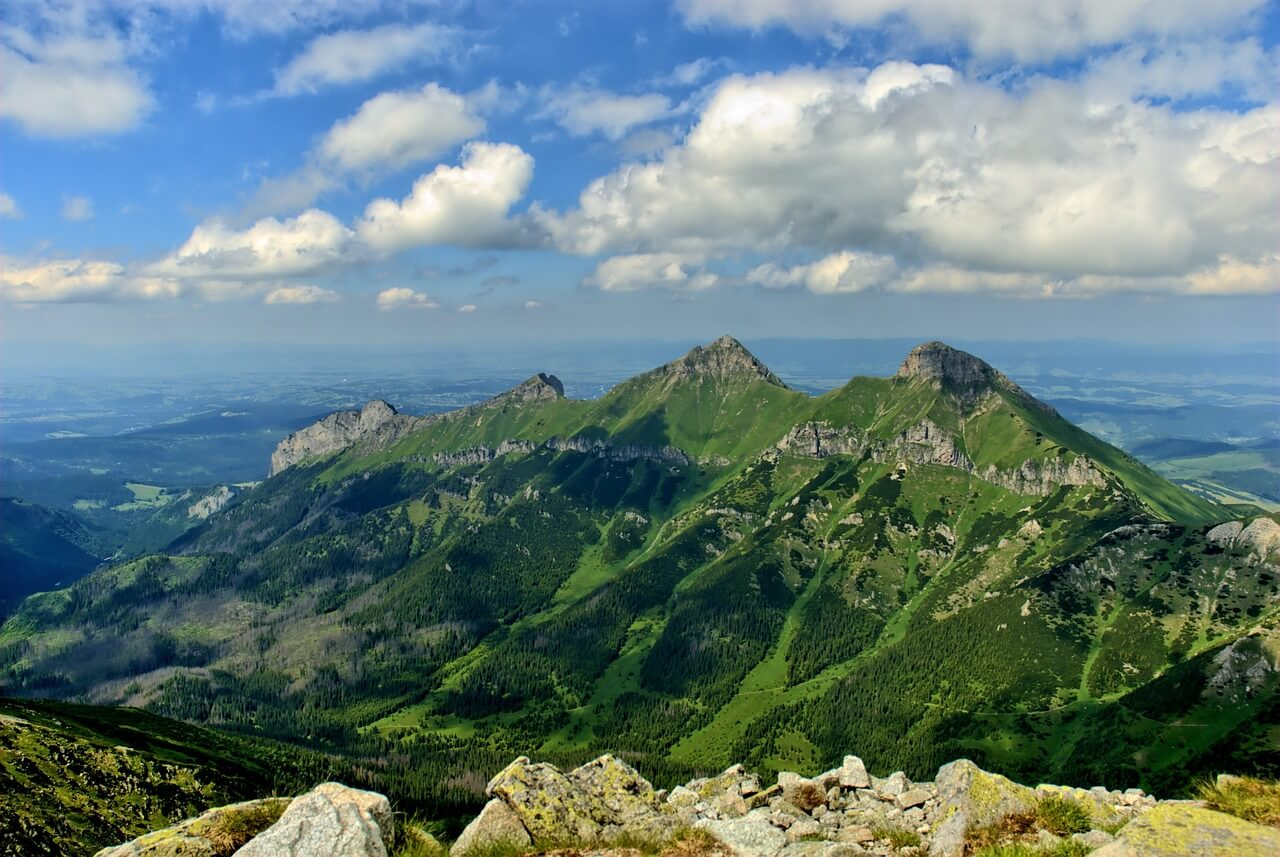 Dlaczego tatrzańskie góry nazywa się ośmiotysięcznikami