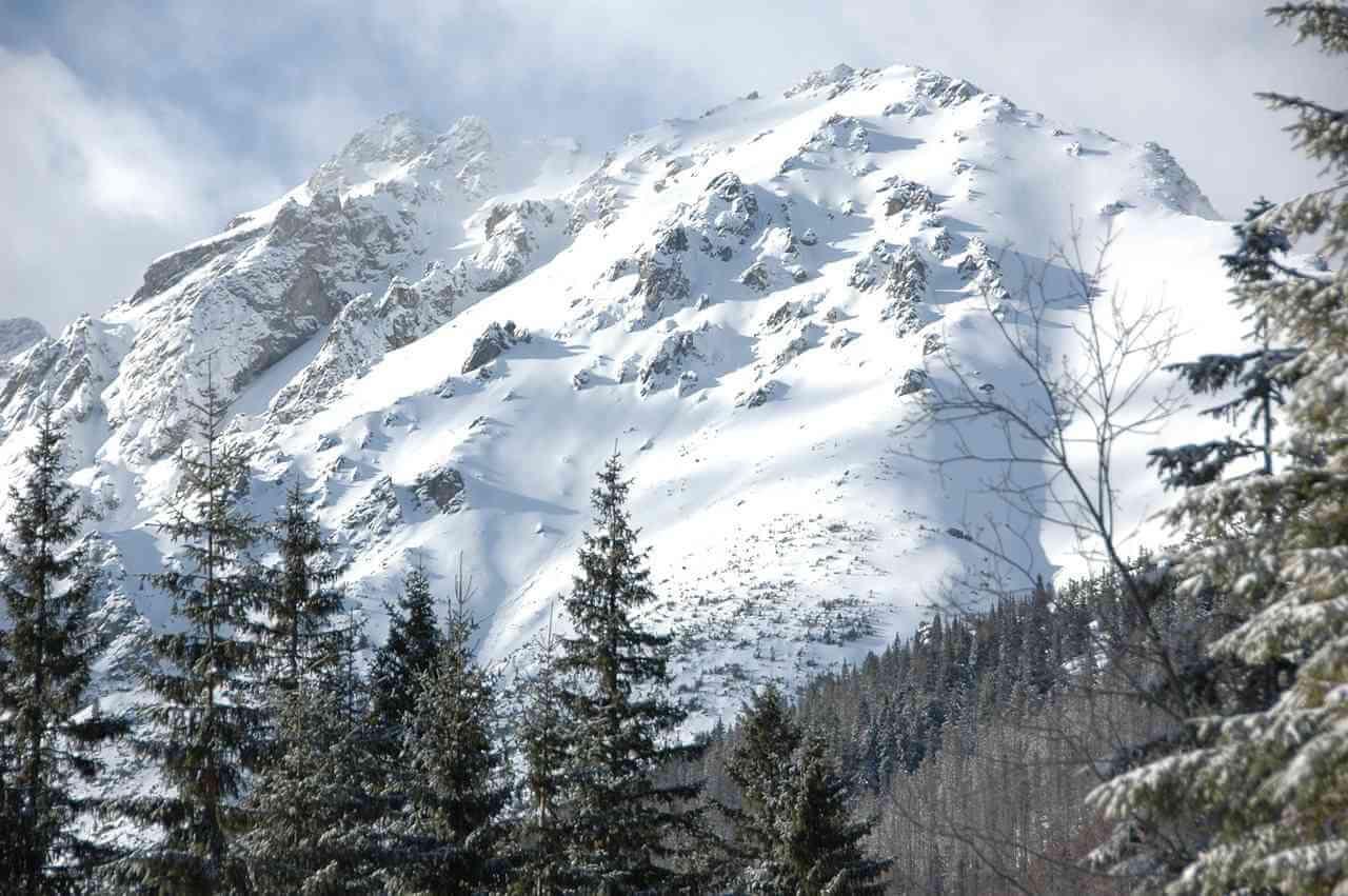 Gerlach szczyt jak dostać się na najwyższy szczyt Tatr