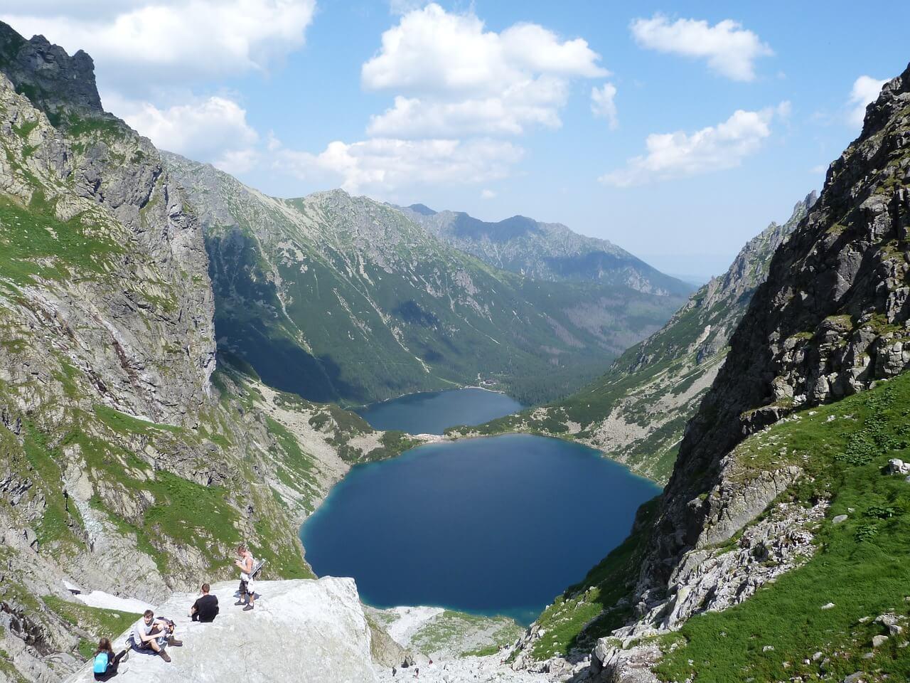 Historia zdobycia Korony Tatr