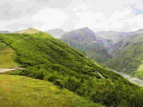 Kazbek czy dasz radę wejść na jeden z najwyższych szczytów Kaukazu