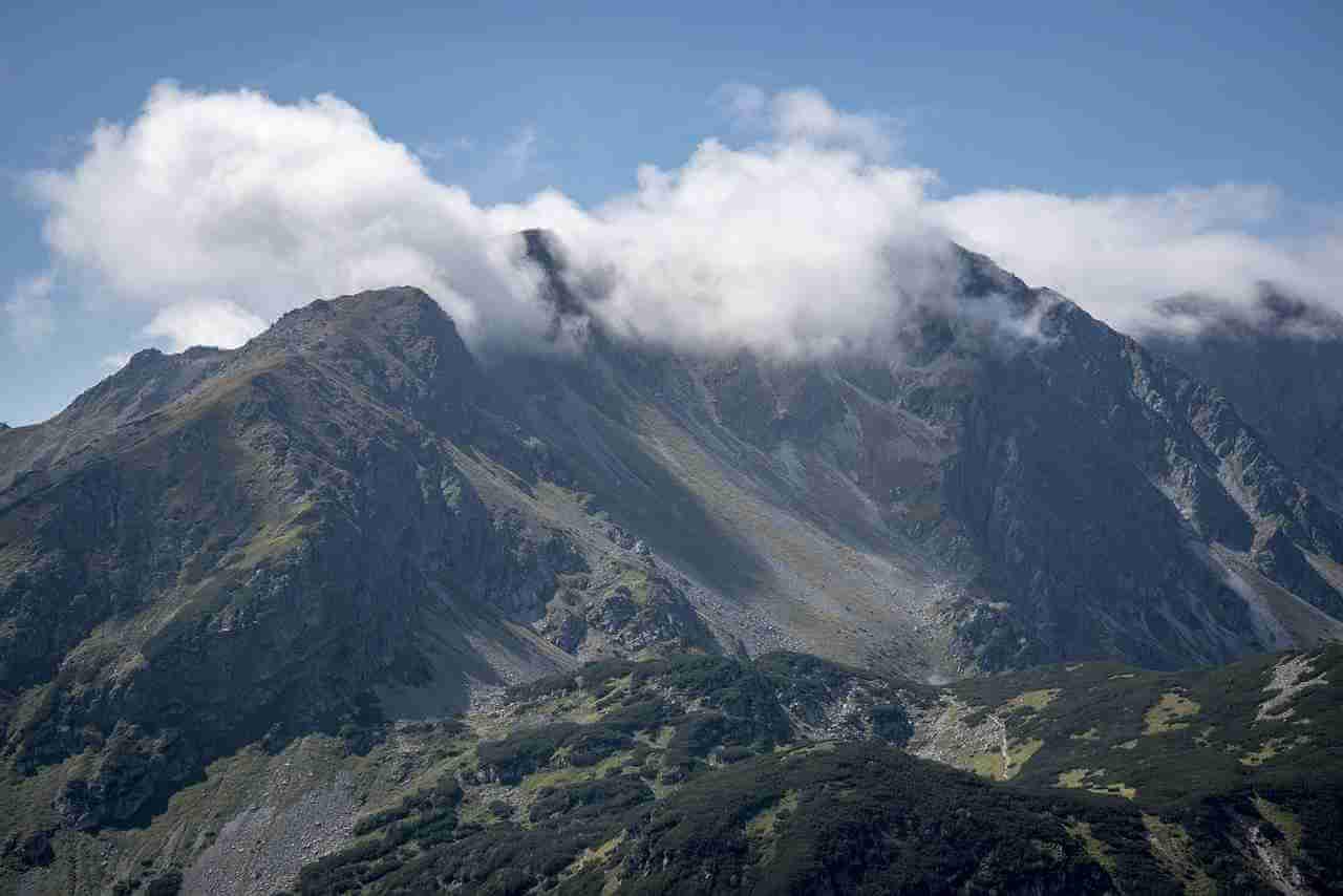 Korona Tatr jak zdobyć najwyższe szczyty Tatr
