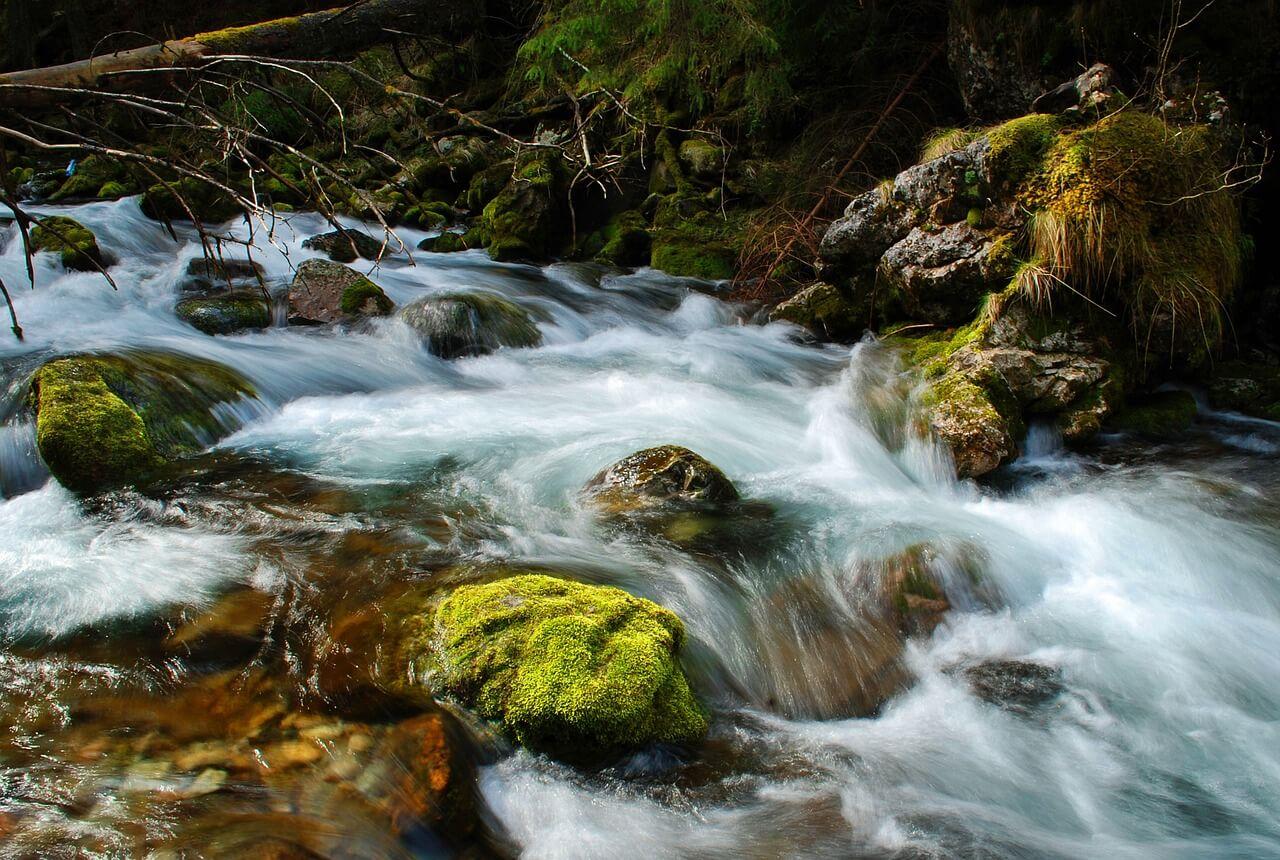 Przełęcze i doliny w Tatrach