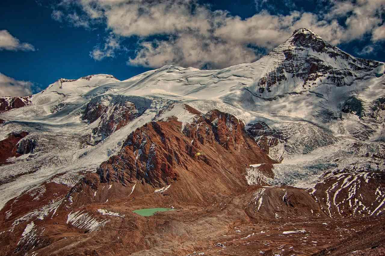 Wspinaczka na szczyt Aconcagua wyposażenie
