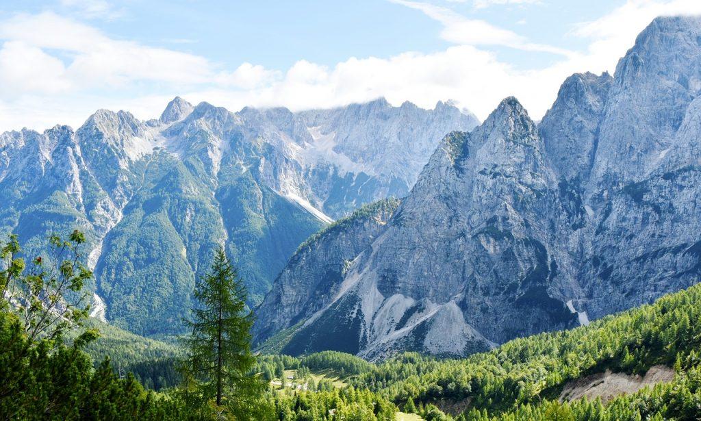 Alpy Julijskie - skaliste góry i nie tylko