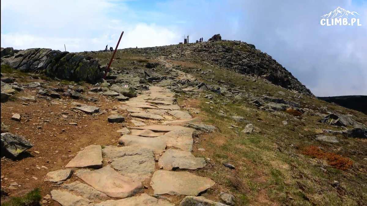 babia góra diablak szczyt