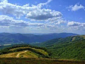 Tarnica: szlak na najwyższy szczyt w Bieszczadach