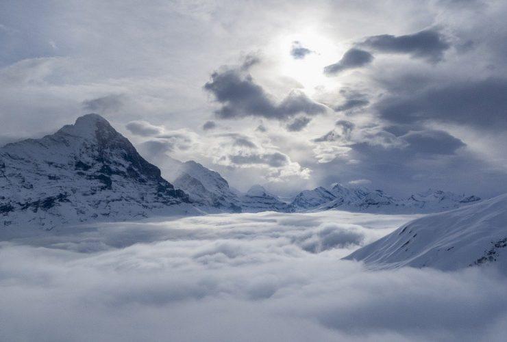 Eiger, jak dostać się na szczyt?
