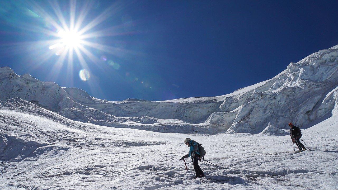 Czy każdy może zdobywać najwyższe szczyty gór?