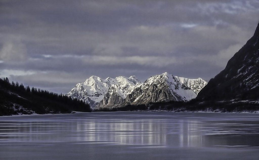 Zimowy tour po archipelagu