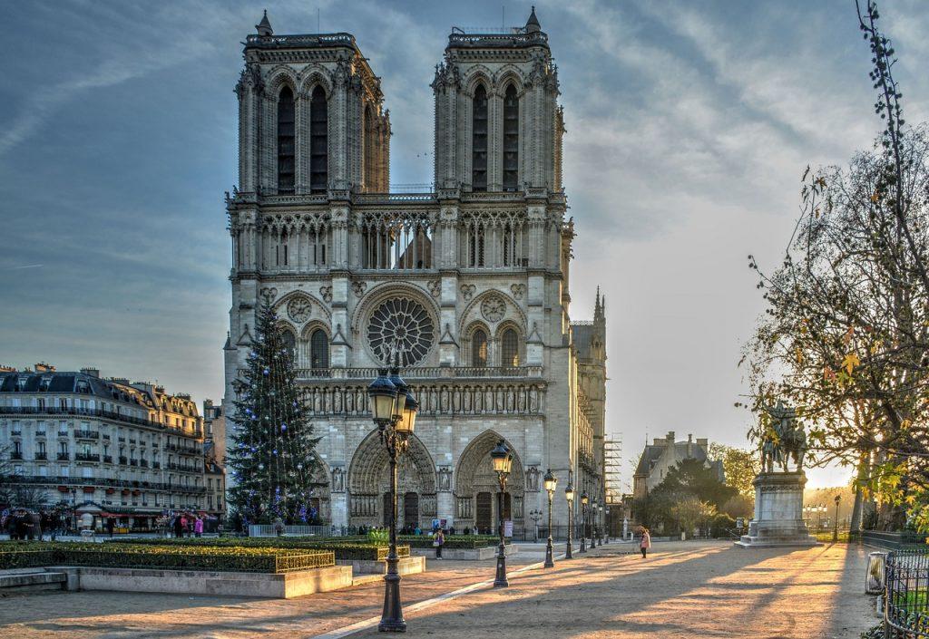 Lodowa Katedra Notre-Dame