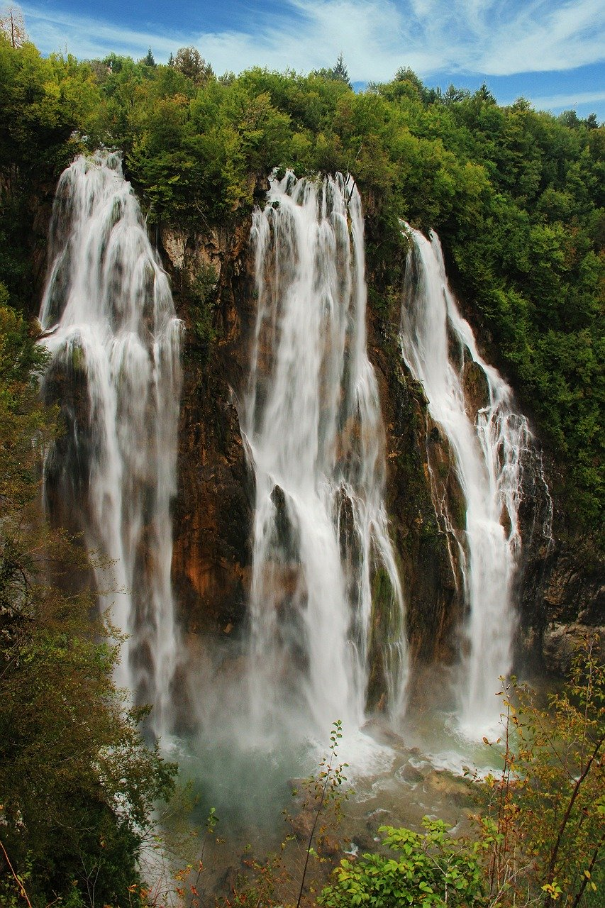 Chorwacki Park Narodowy Jezior Plitwickich