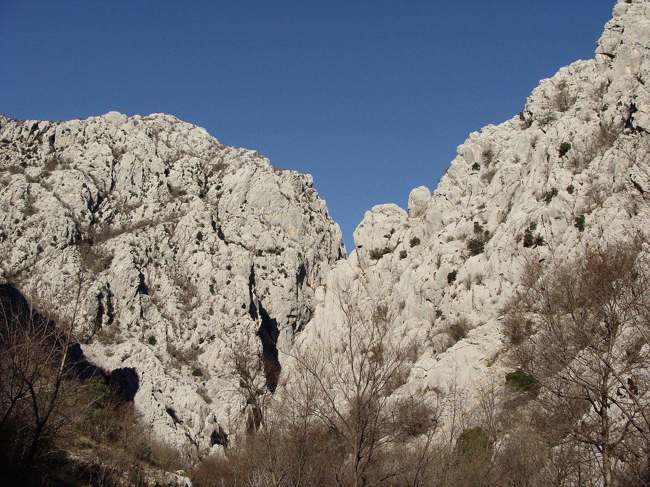 Kanion Velika Paklenica