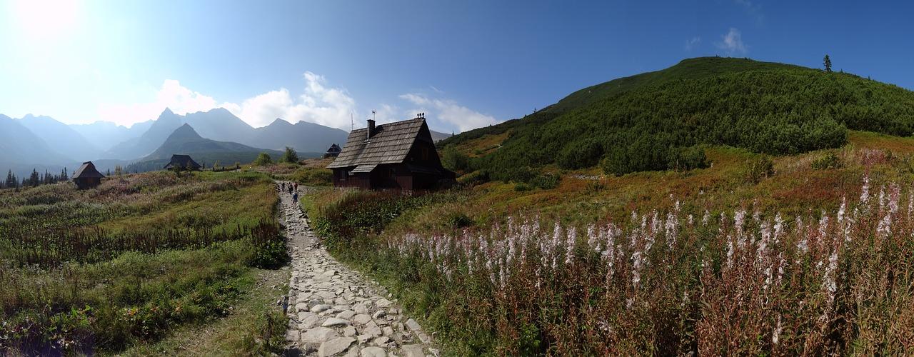 Najwyższe szczyty górskie Polska, jak się przygotować