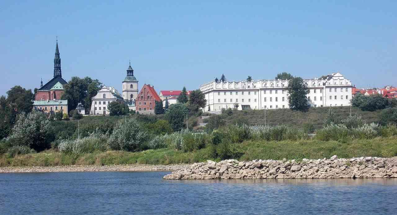 Sandomierz to miasto trzeba odwiedzić