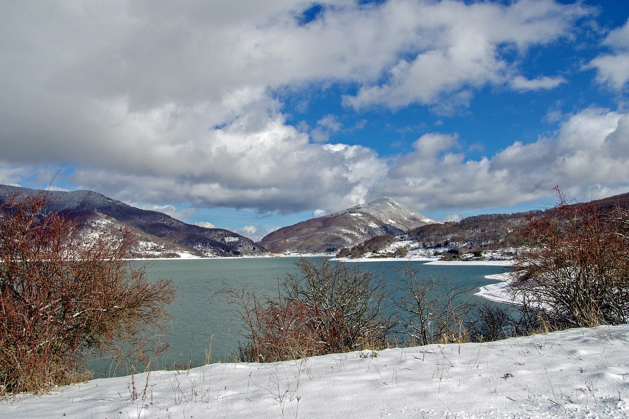 Jezioro we Wloszech
