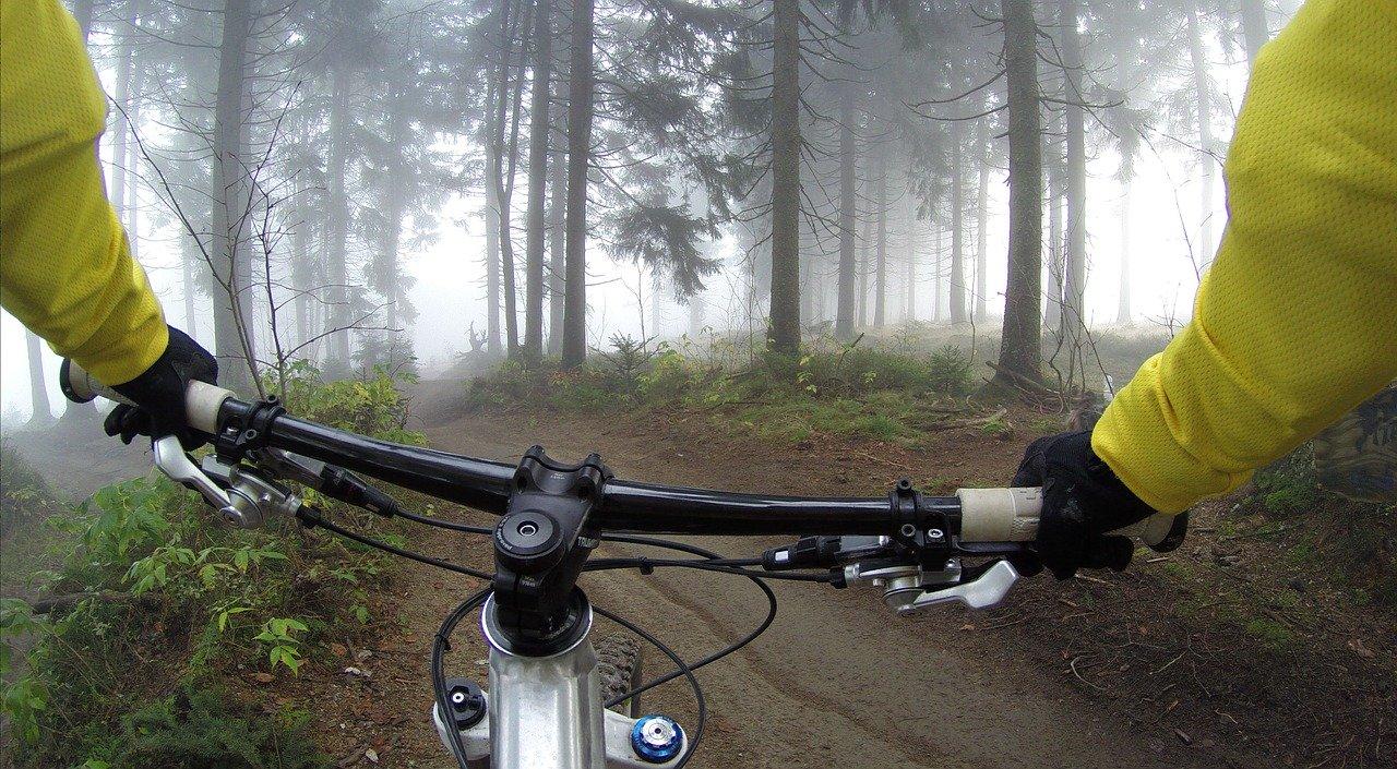 Gorski zjazd rowerem