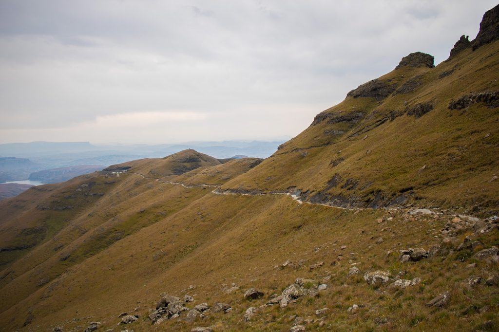 szlak trekkingowy