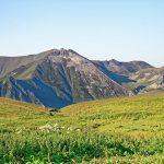 Kaukaz - łańcuch na granicy kontynentów