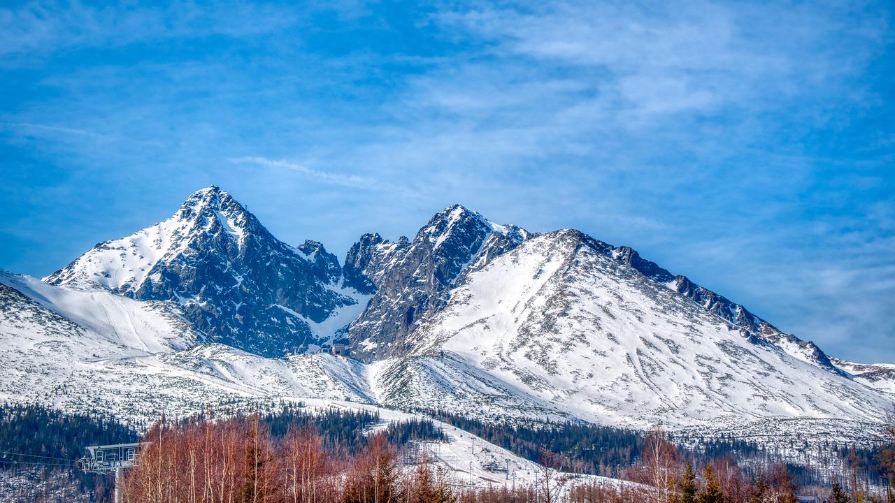 gerlach - najwyższy szczyt karpat