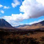 widok na szlak West Highland Way