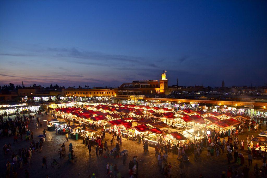 Plac Dżemaa el Fna