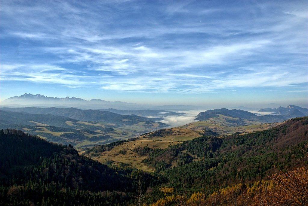 Gora Wdzar - ciekawa wspinaczka na geologiczny unikat
