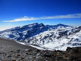 najwyższy szczyt Gór Betyckich