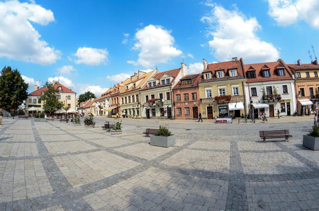 Sandomierz - miasto podziemi